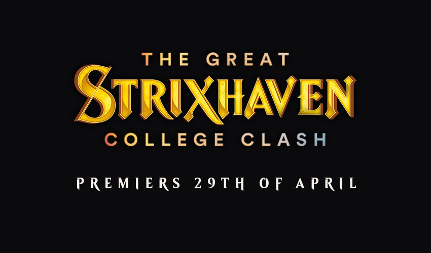WotC Announces New Strixhaven Mini Series