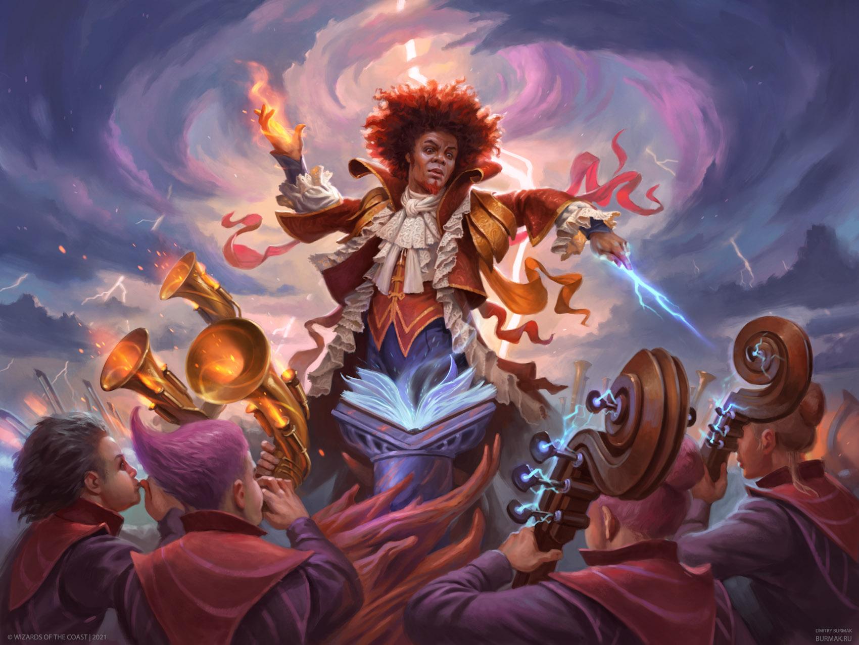 Good Morning Magic Talks Commander 2021 Preview Season