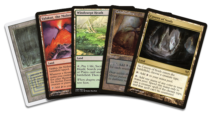 Save 15% On All MTG Nonbasic Lands Through Monday!