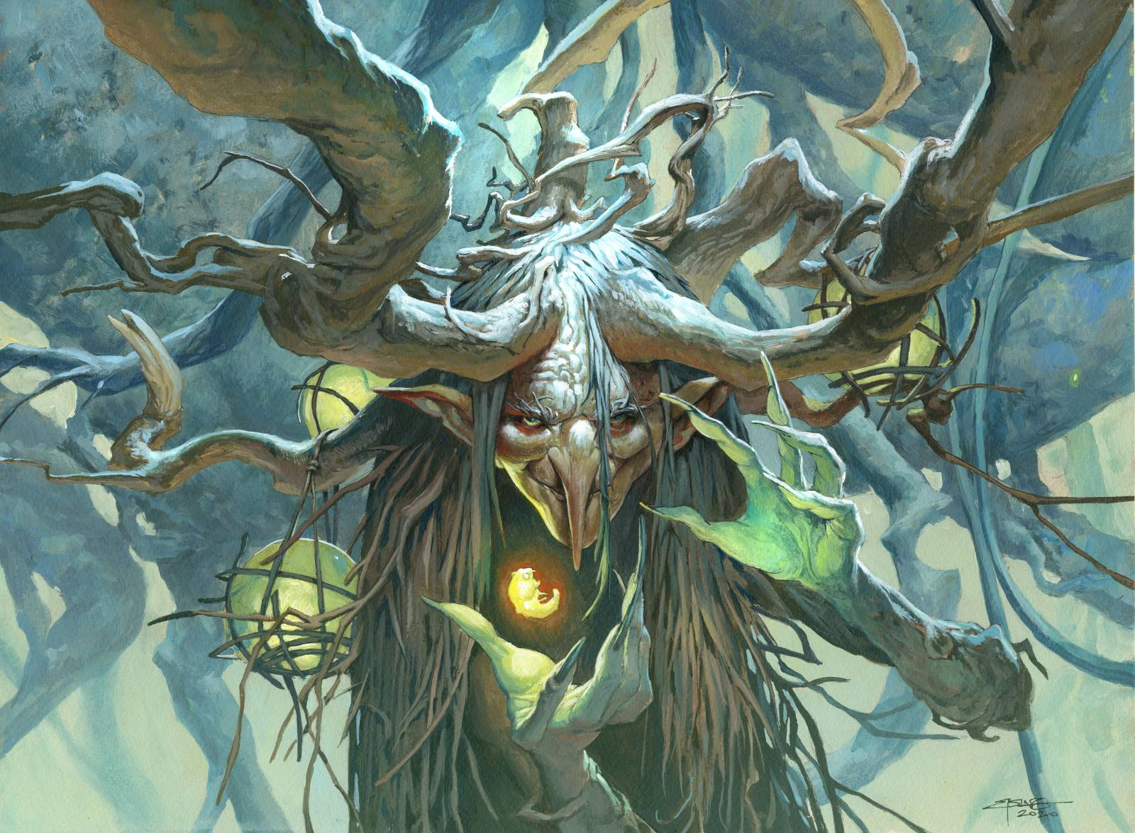 Loading Ready Run Previews The Witherbloom Witchcraft Commander 2021 Preconstructed Deck
