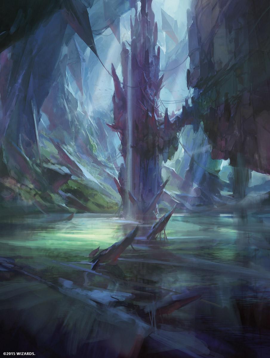 Possible Shockland Secret Lair Drop Leaked On Magic Online