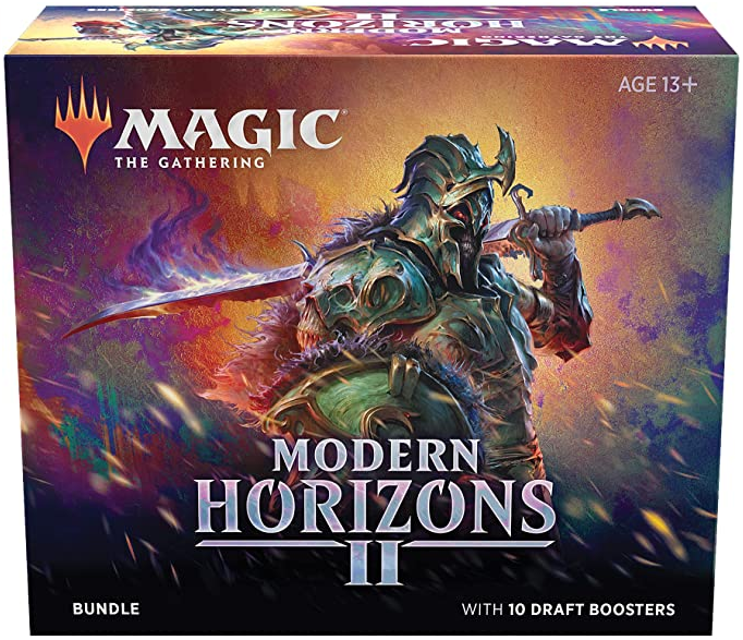 Modern Horizons 2 Packaging Unveiled