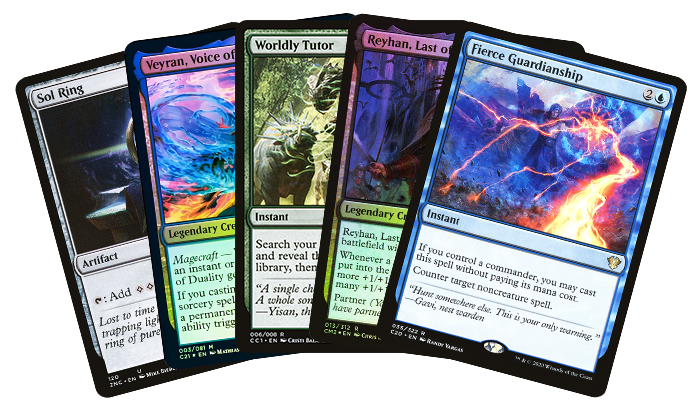 Save 15% On All Commander Box Set Singles Through Monday!