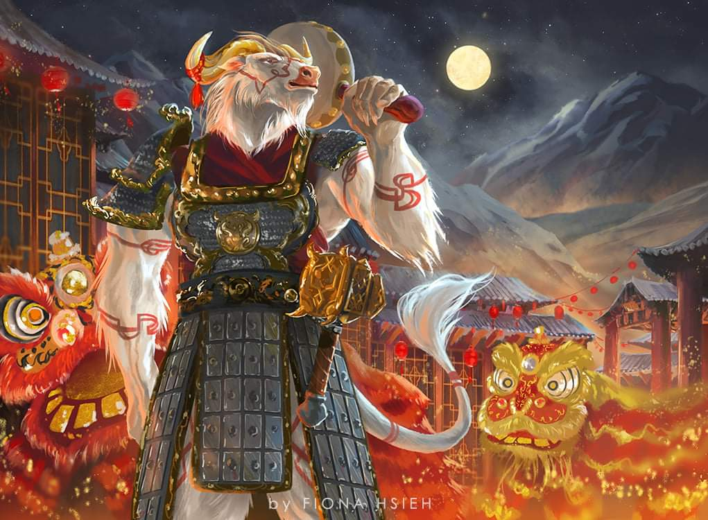 Good Morning Magic Shows Off Year Of The Ox Promo Cards