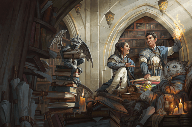 Strixhaven To Become MTG's Third Dungeons & Dragons Crossover Sourcebook