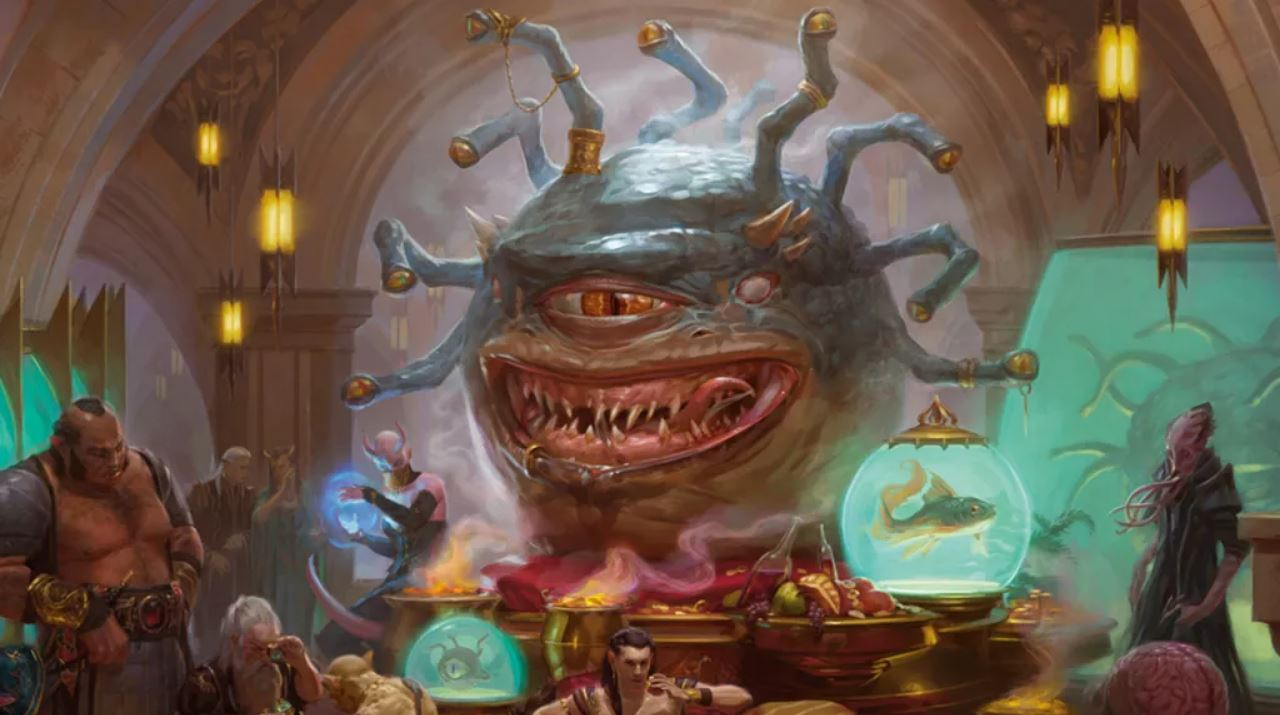Dimir Gets Iconic New Legendary In Xanathar, Guild Kingpin In Adventures In  The Forgotten Realms - SCG Articles
