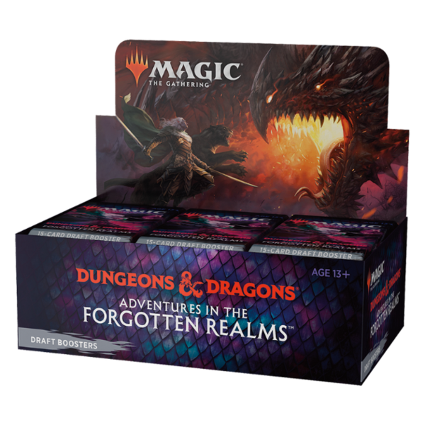 WotC Reveals Full Schedule For Adventures in the Forgotten Realms Previews