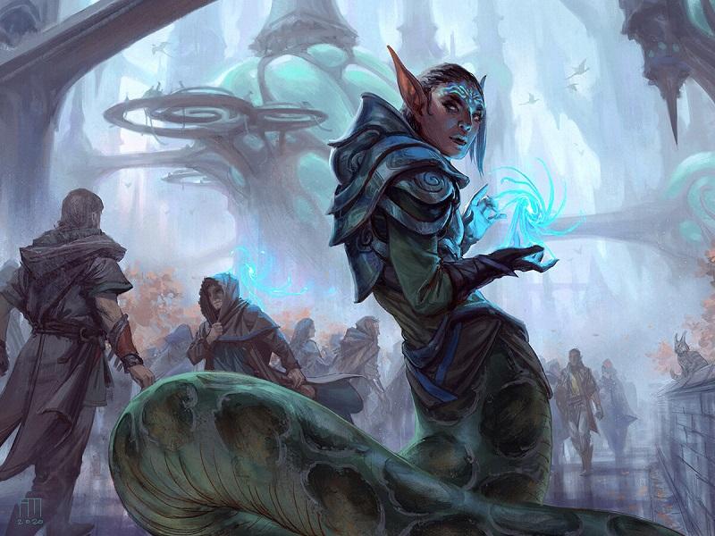 Commander Deep Dive: Lonis, Cryptozoologist