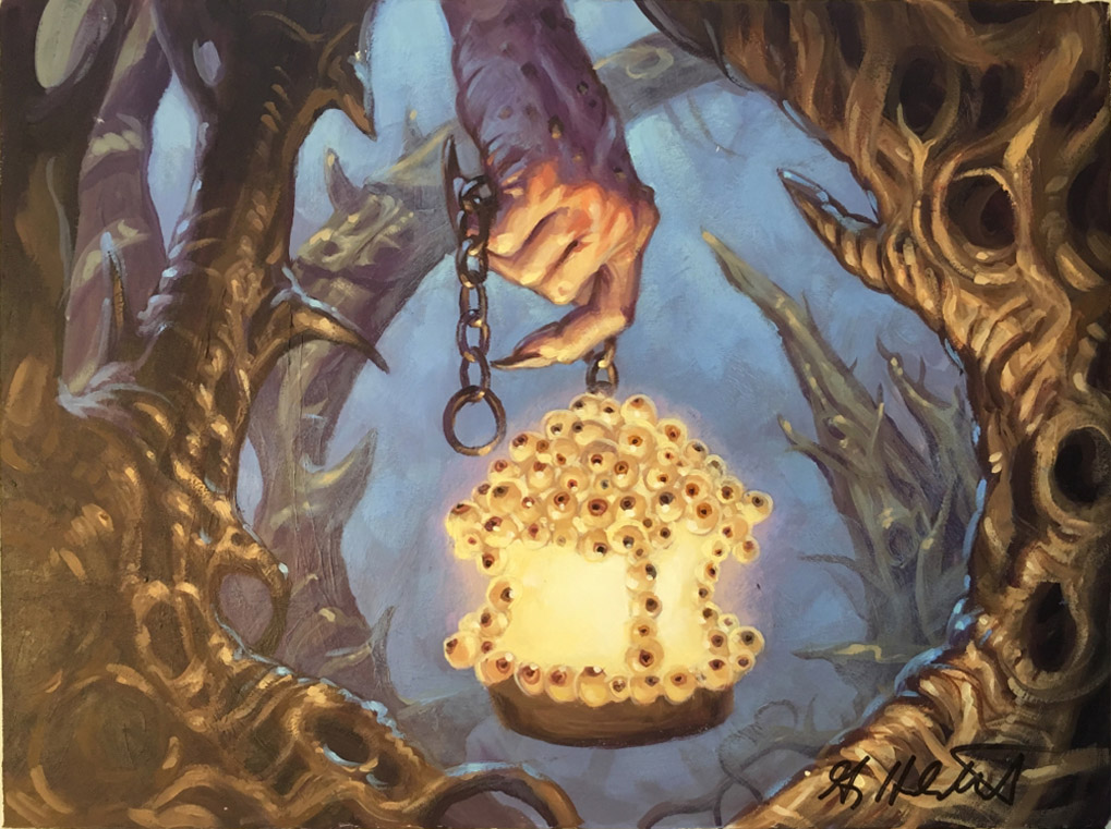Lantern Control Is Ready To Terrorize Modern Once Again