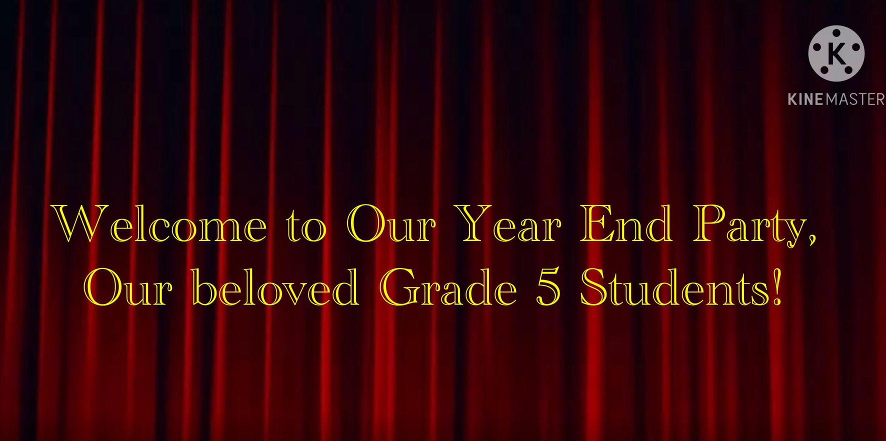 GRADE 5 YEAR-END CELEBRATION. As we end this memorable school year, here are some glimpses of our fun and exciting online activities with our much awaited year-end party.
