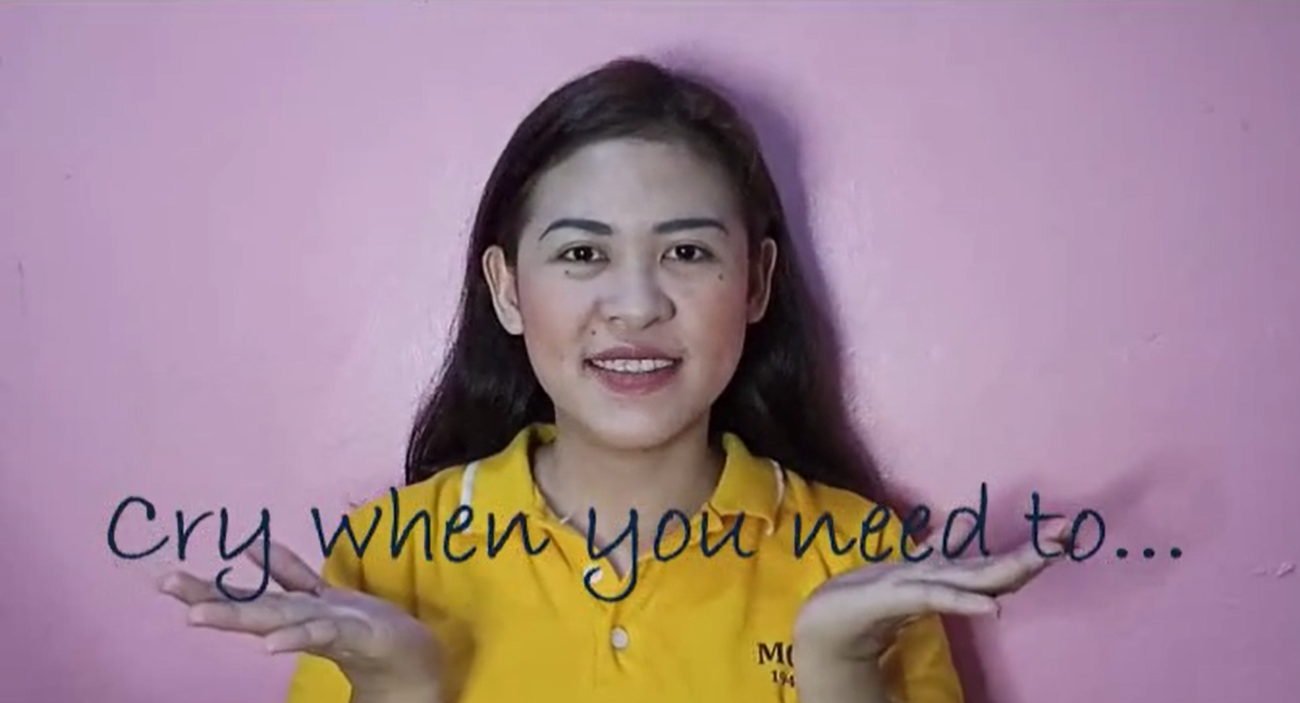 In this time of pandemic, let us not forget to be kind to our self. Here is the video that will give you some ways to practice self-love.