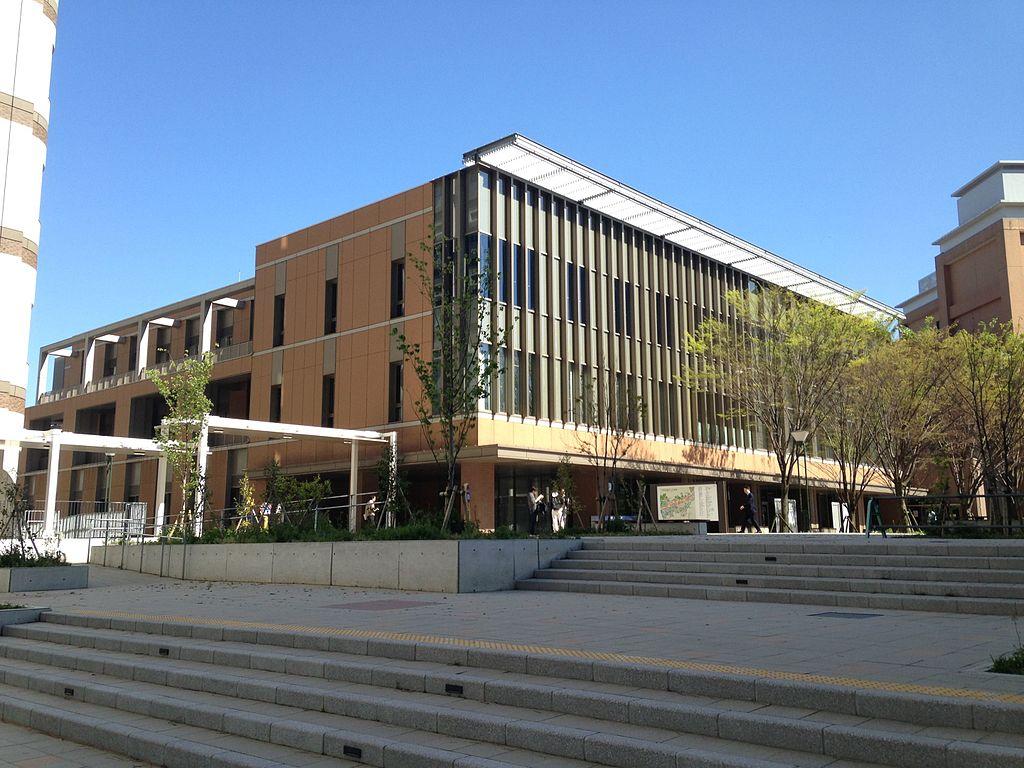 Kyushu university campus
