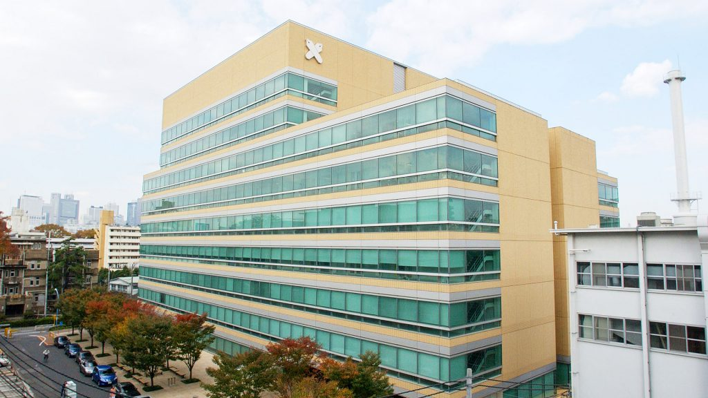 the medicinally focused Keio University Shinanomachi Campus