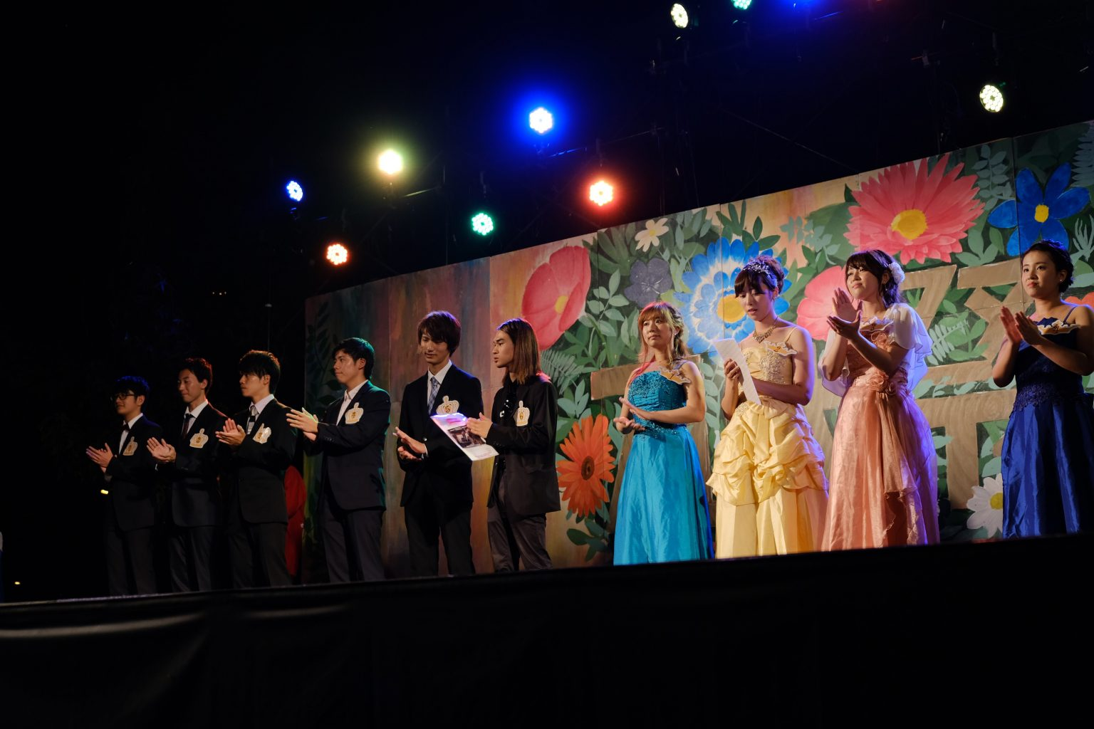Mr. and Ms. Kyushu University contest final announcement