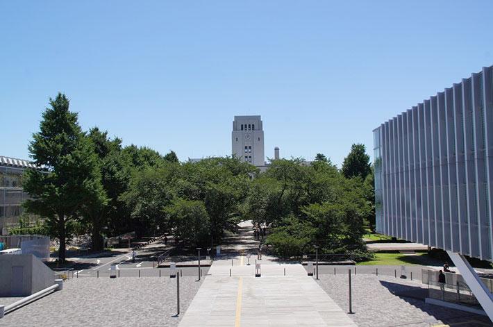 Tokyo tech campus