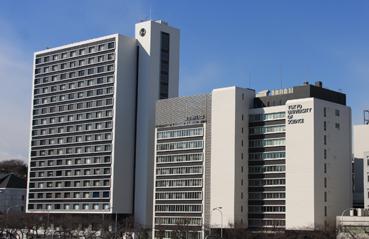 Kagurazaka campus main building