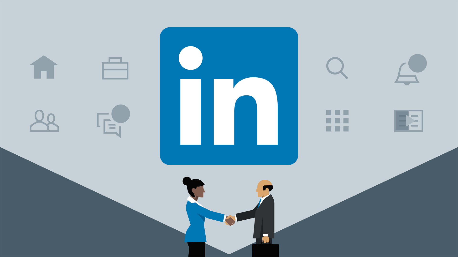 LinkedIn offers employers and job-hunters a place to interact with one another