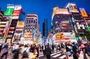 Tokyo is the bustling heart of Japan but prioritise your area of study