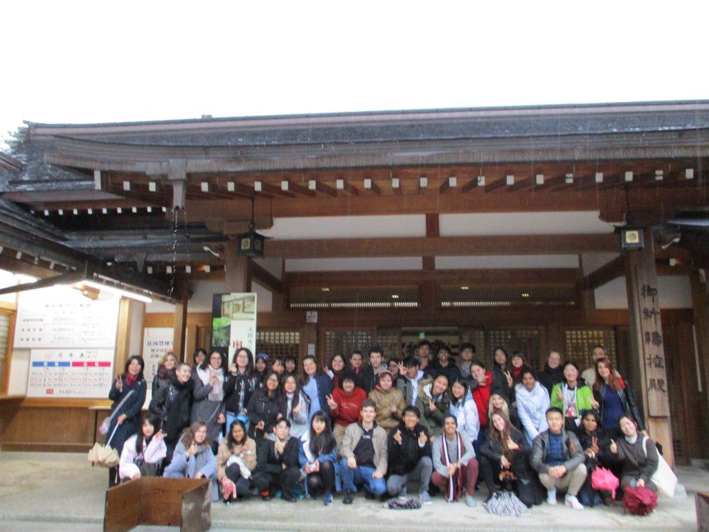 Osaka University CJLC study trip