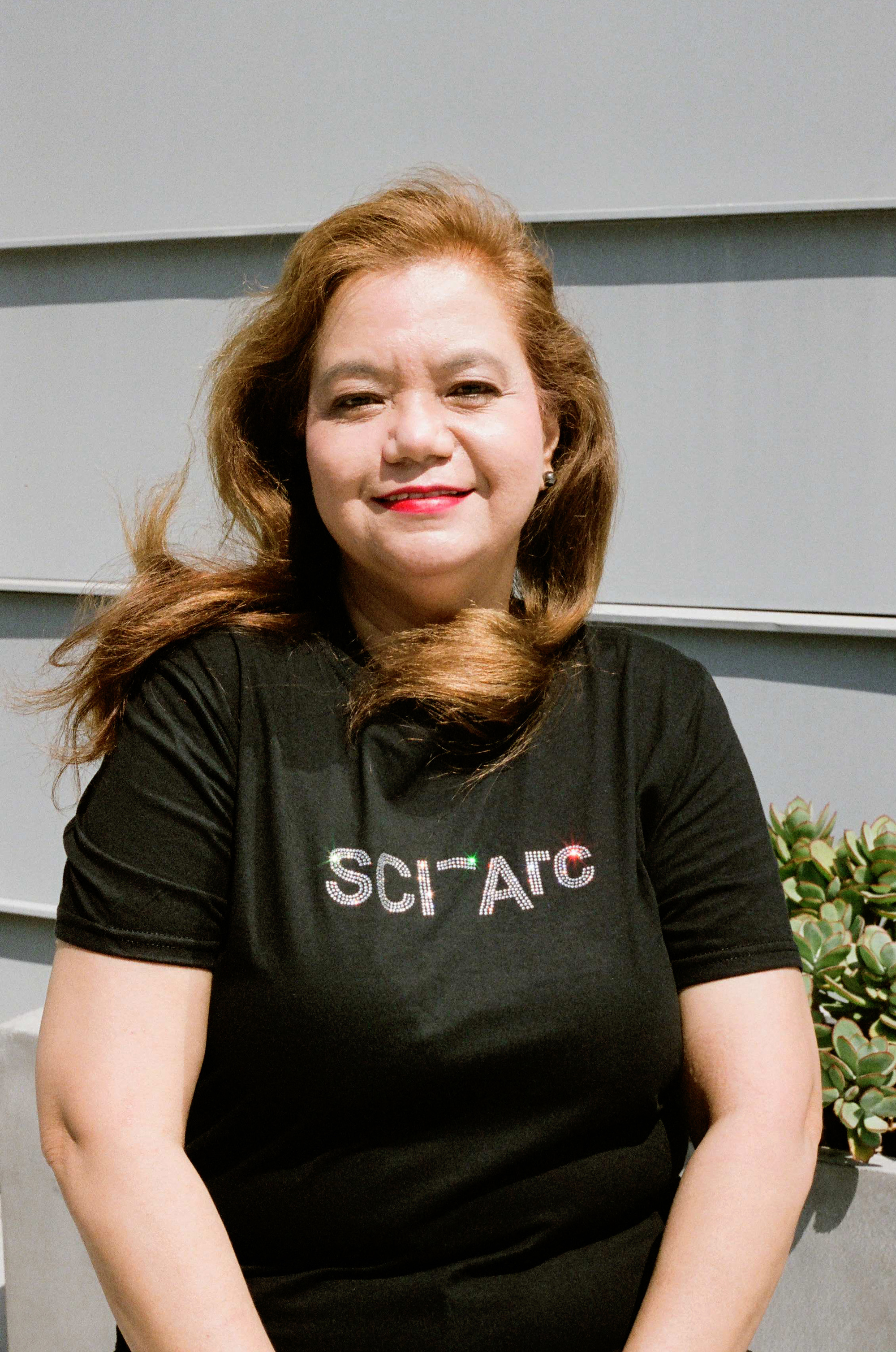 becky cuenco SCI-Arc tee
