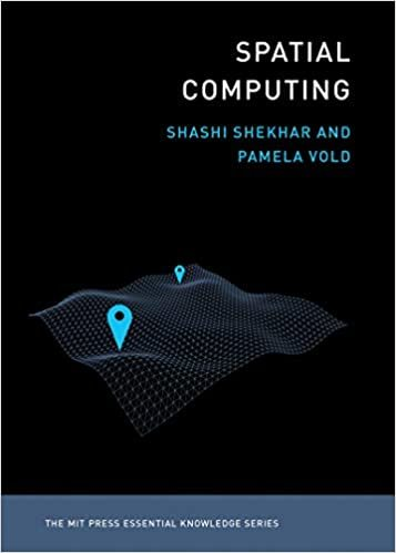 book cover black background blue mesh location point