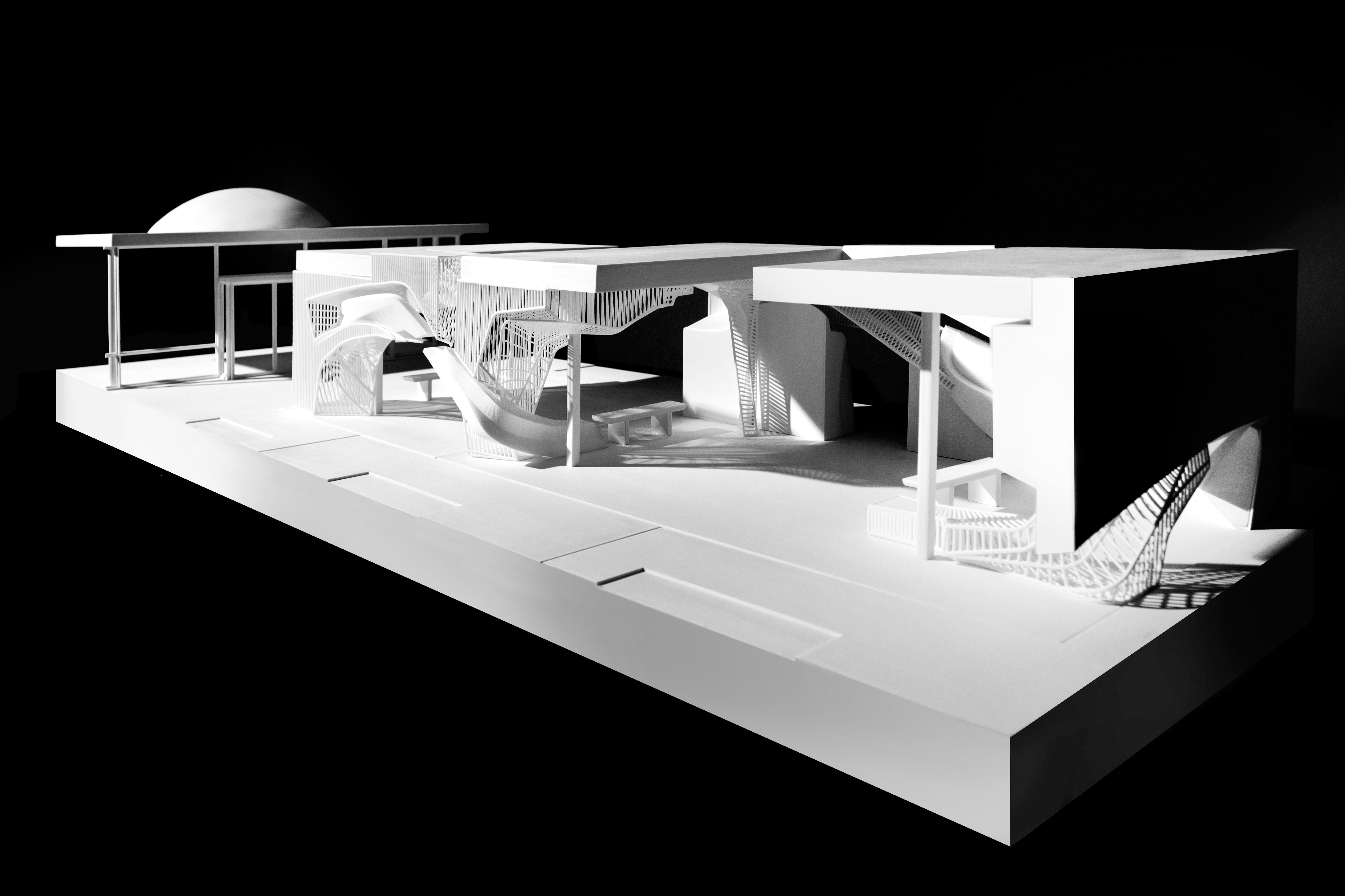 Sci Arc Faculty Oyler And Wu Win Miller Prize On Early