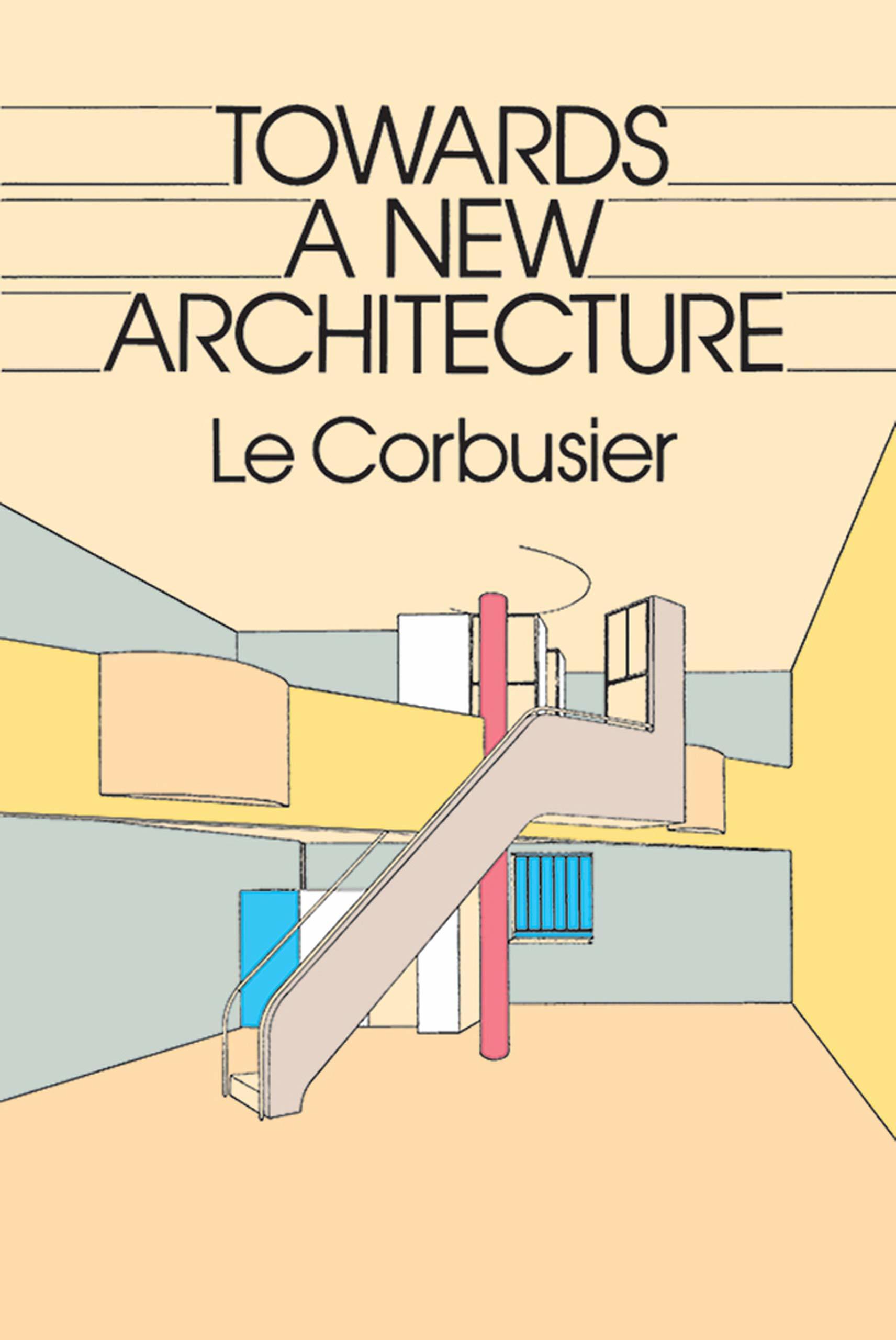 book cover geometric room