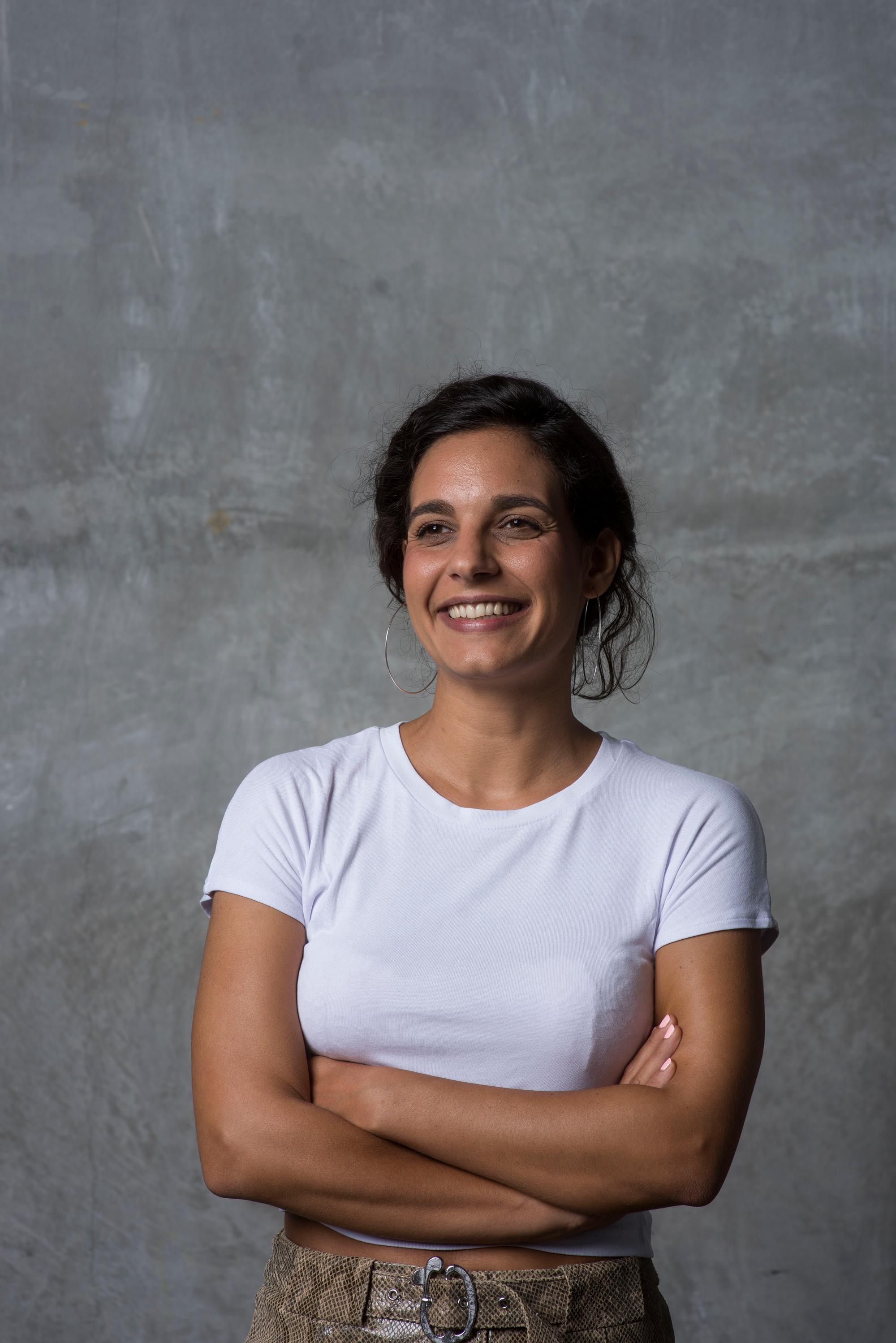 headshot of faculty Angelica Lorenzi
