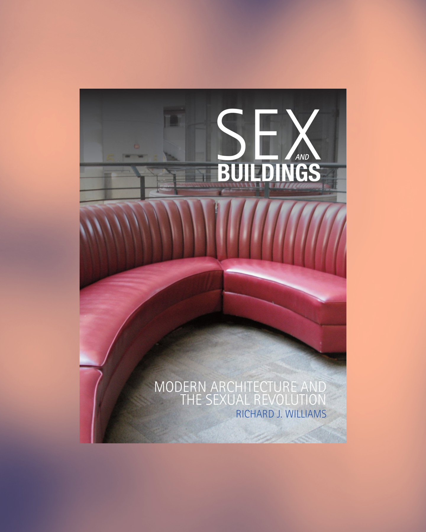 book cover sex and buildings