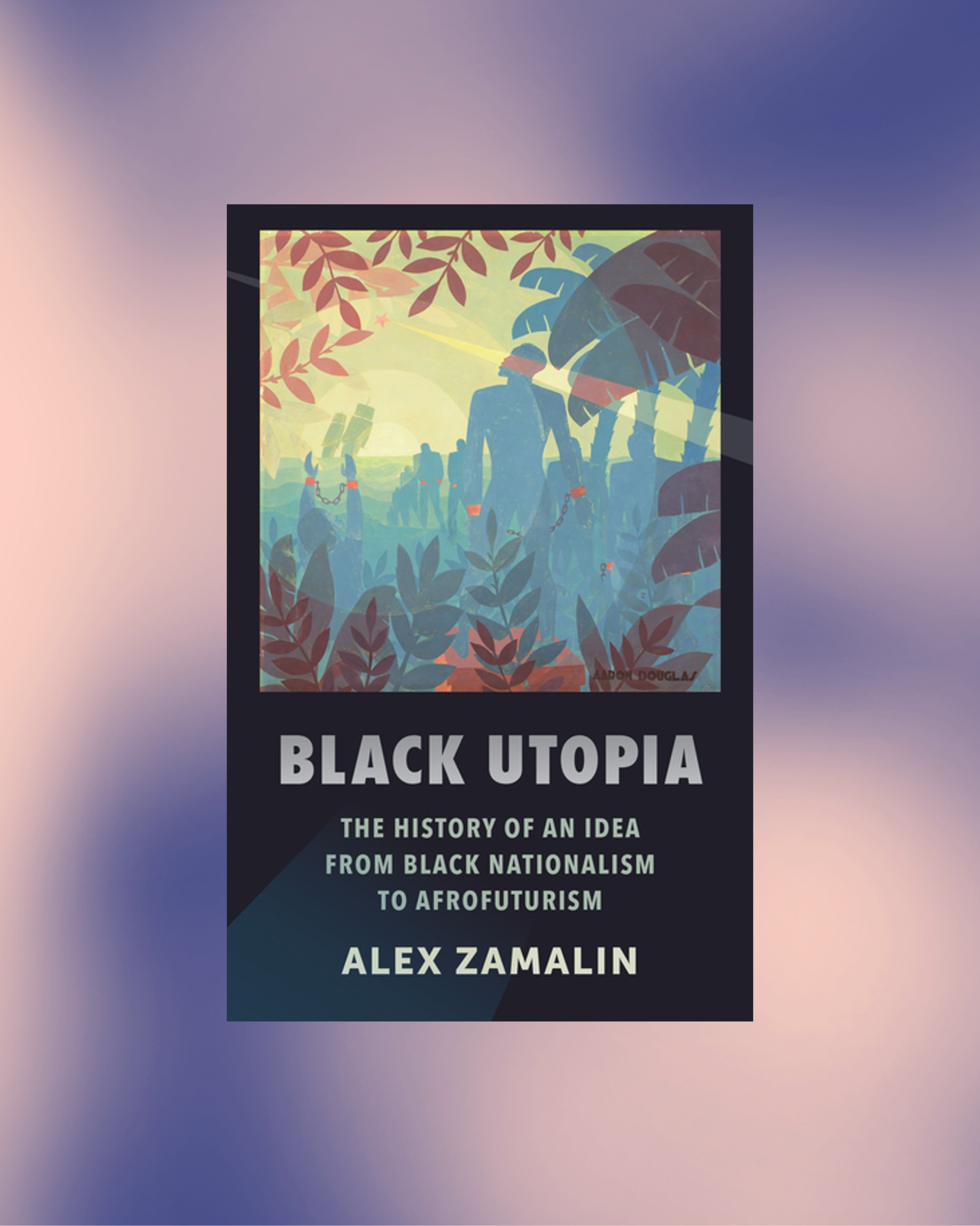 book cover Black Utopia