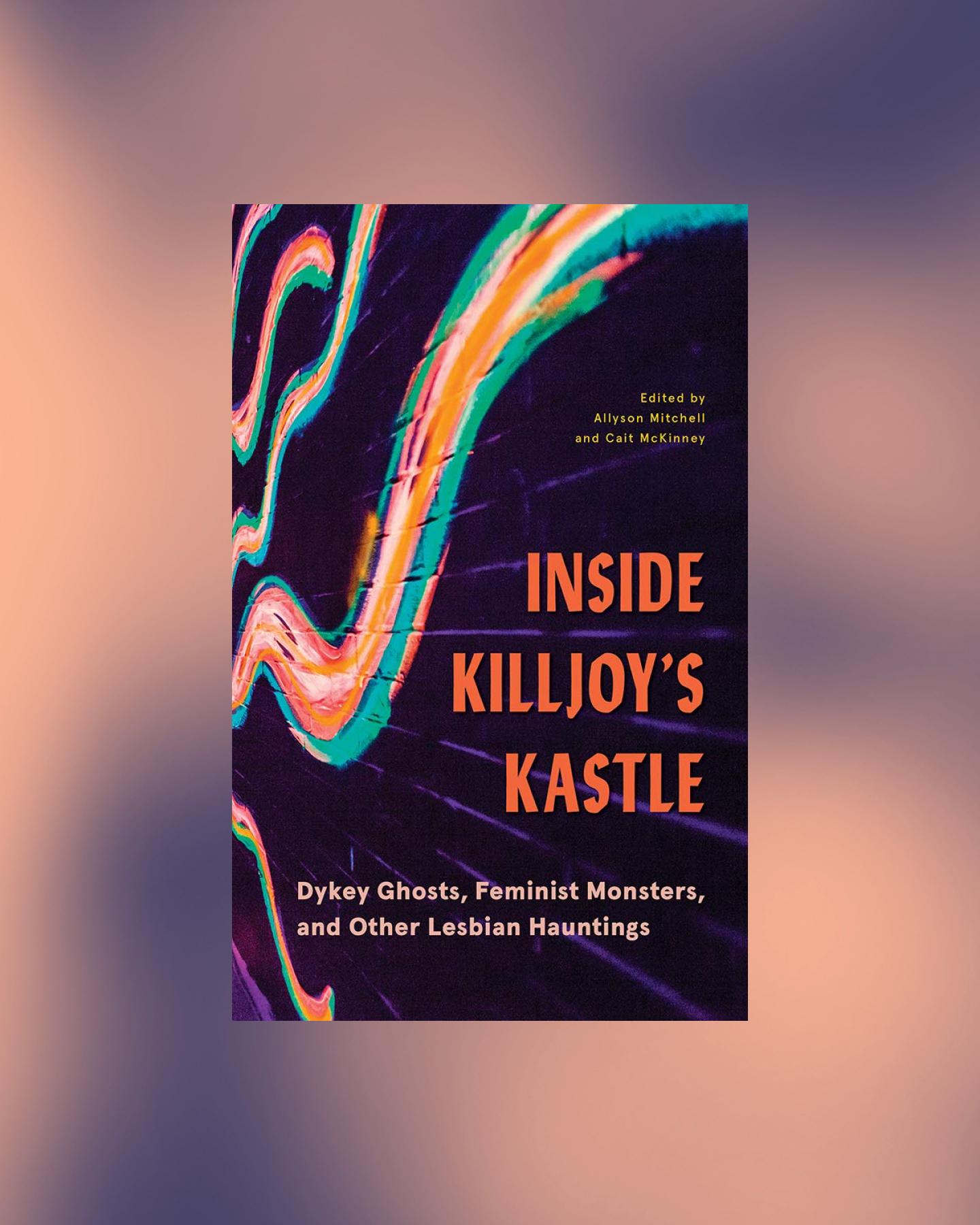 book cover inside killjoy's kastle