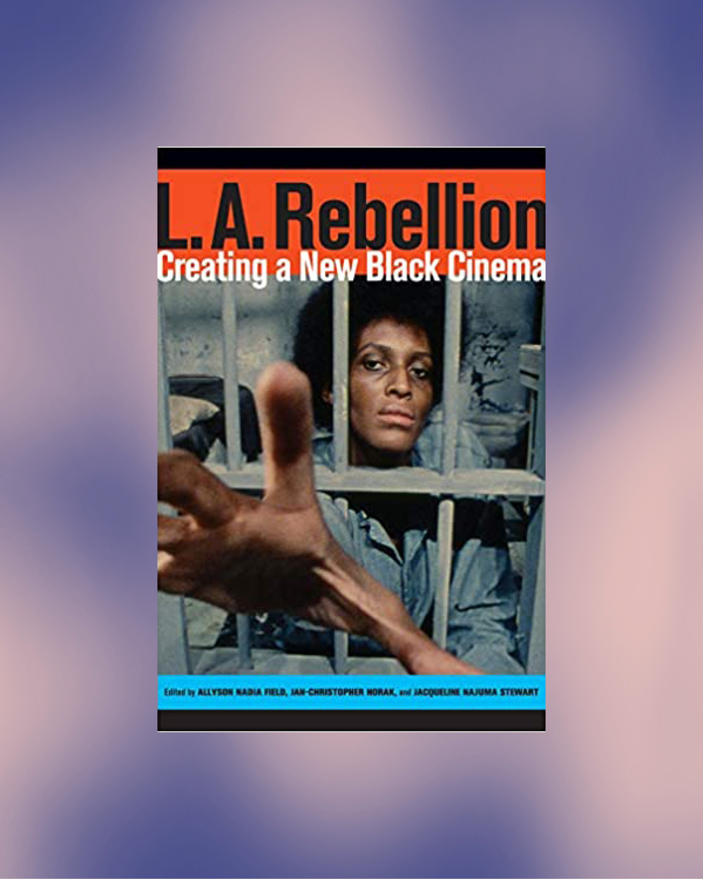 book cover LA Rebellion