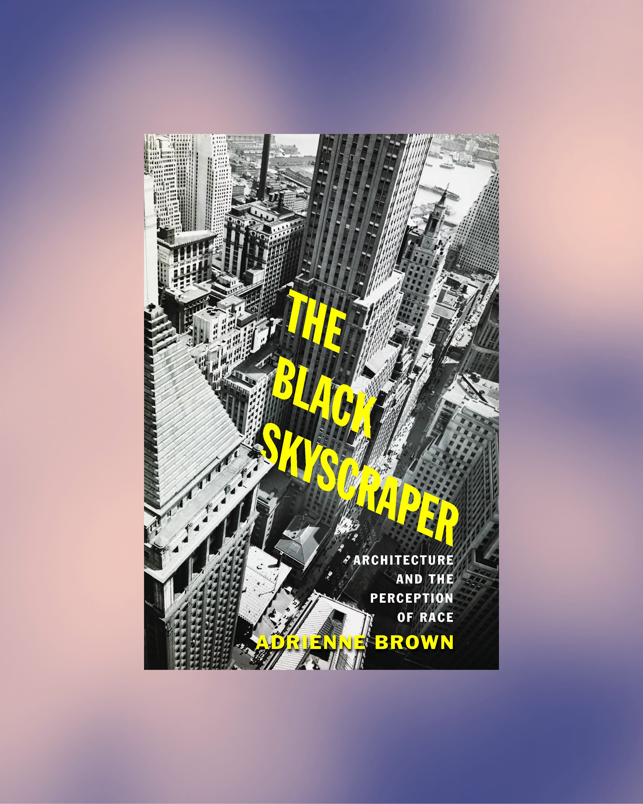 book cover the black skyscraper