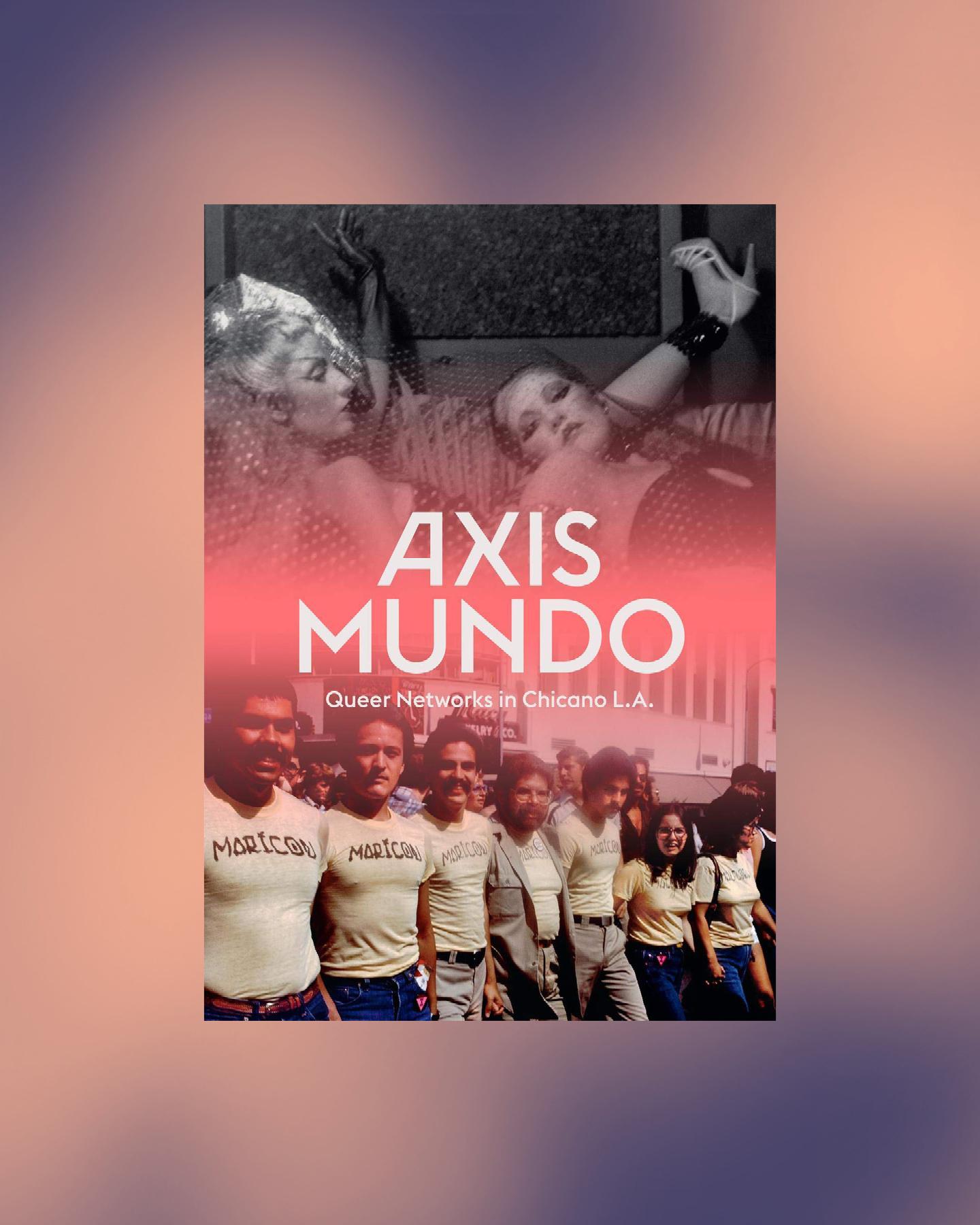 book cover axis mundo