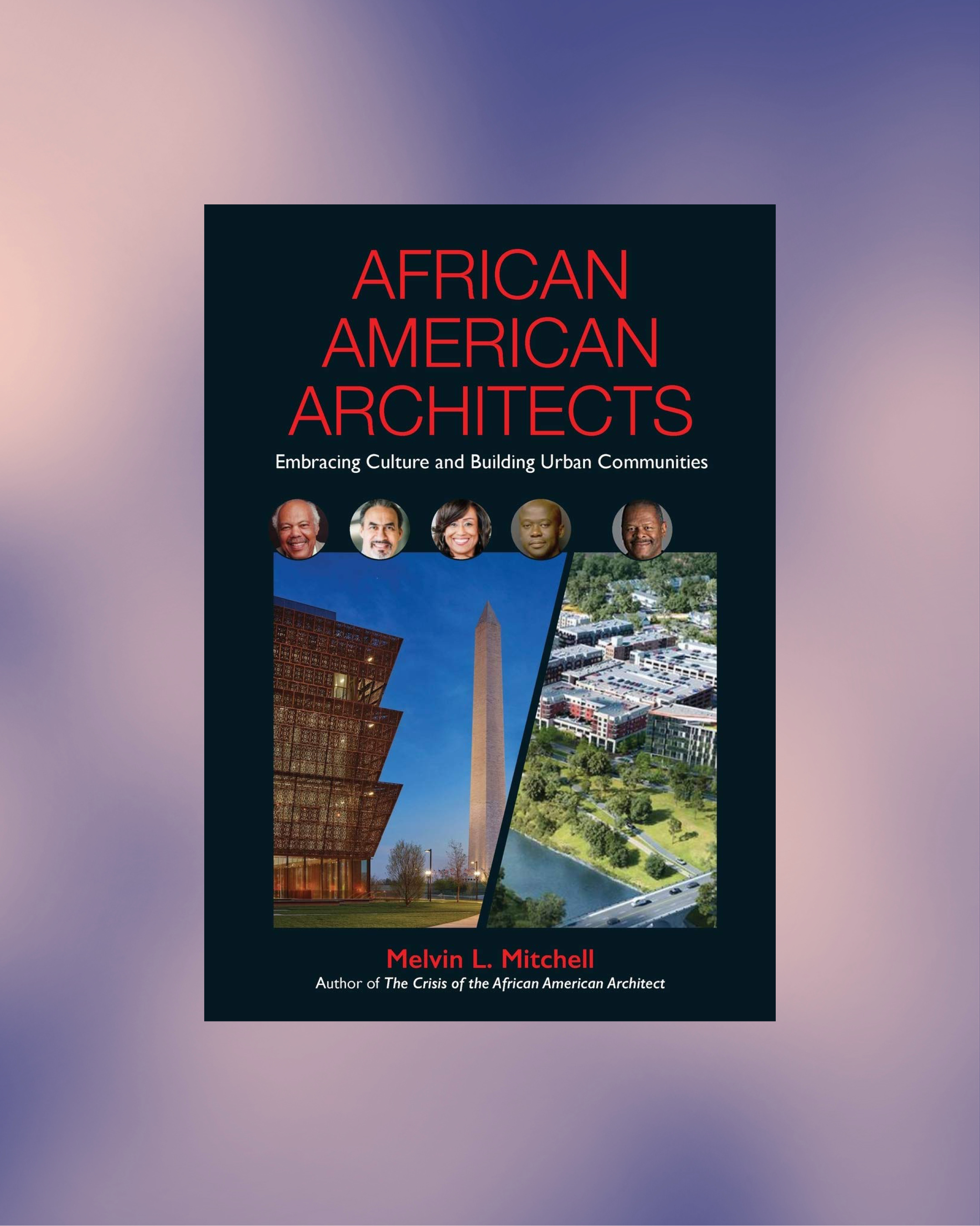 book cover African American architects