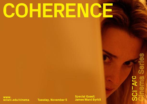 Cinema series Coherence