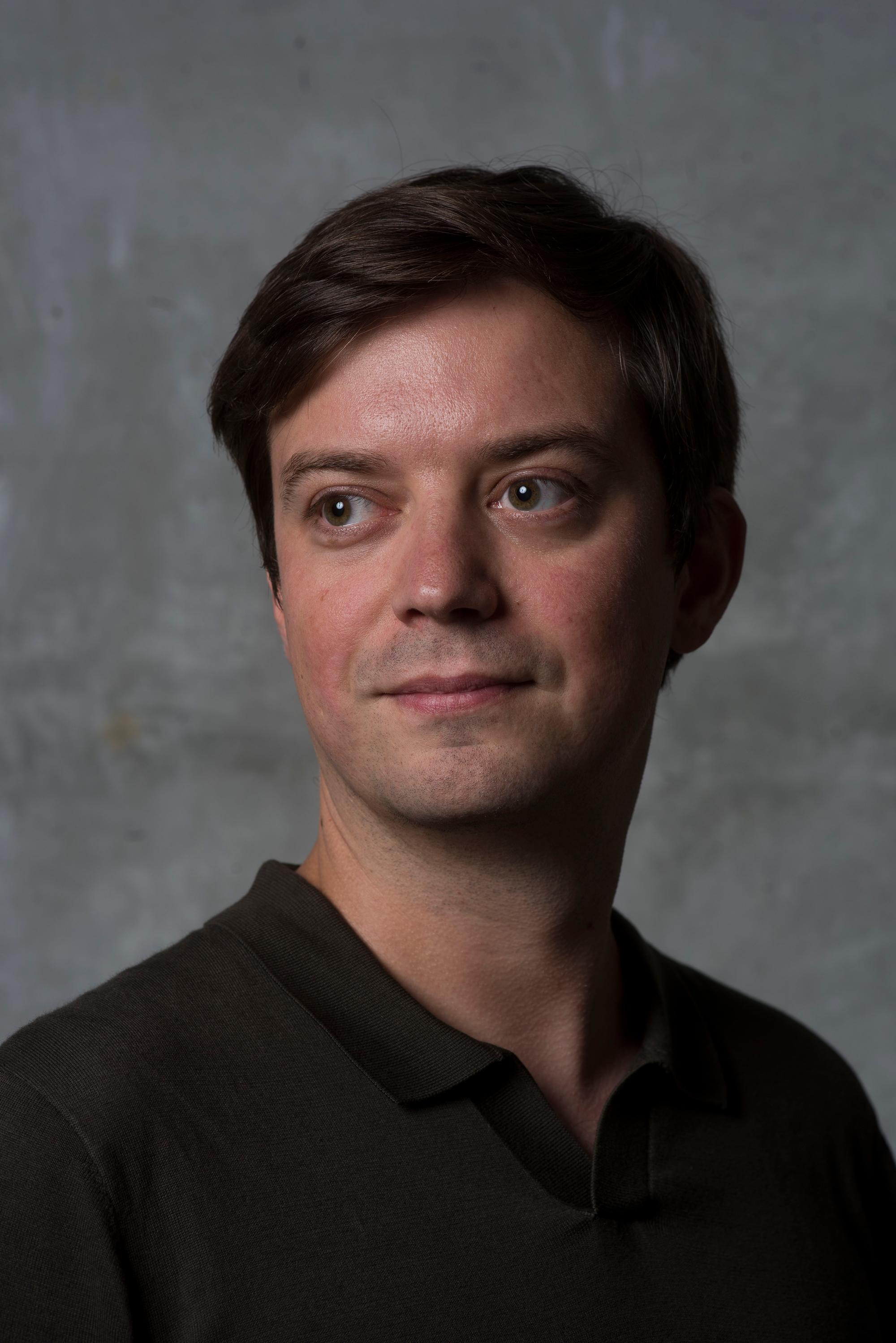 headshot of faculty Damjan Jovanovic