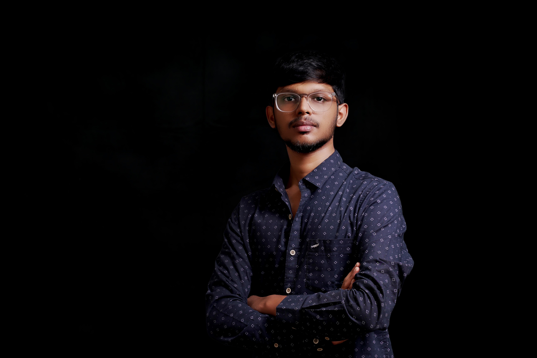 Deebak Tamilmani Portrait