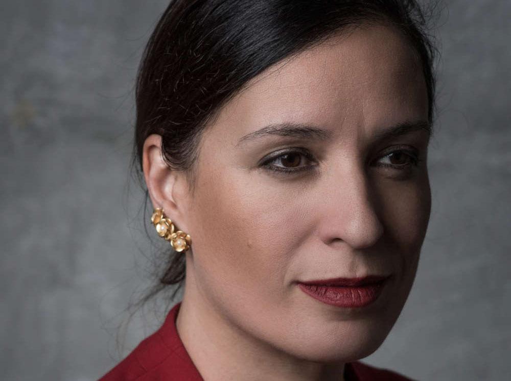 Elena Manferdini Portrait