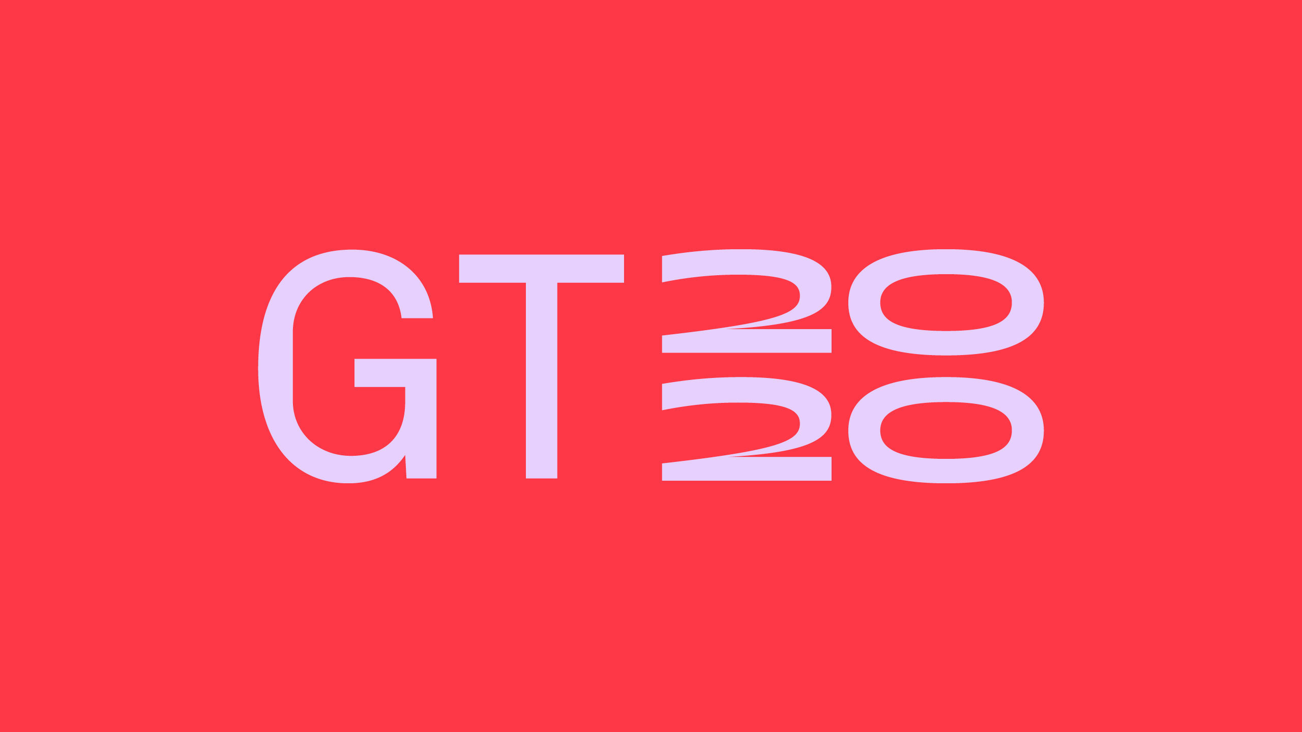 Grad Thesis 2020 logo on red