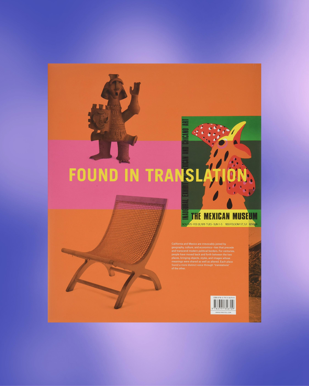 book cover orange chair