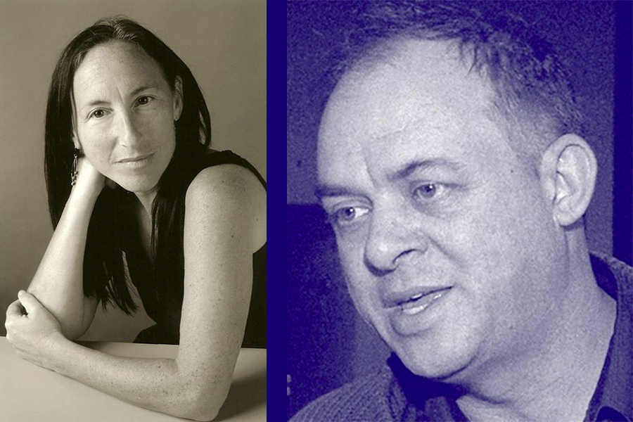Sylvia Lavin and Graham Harman headshots