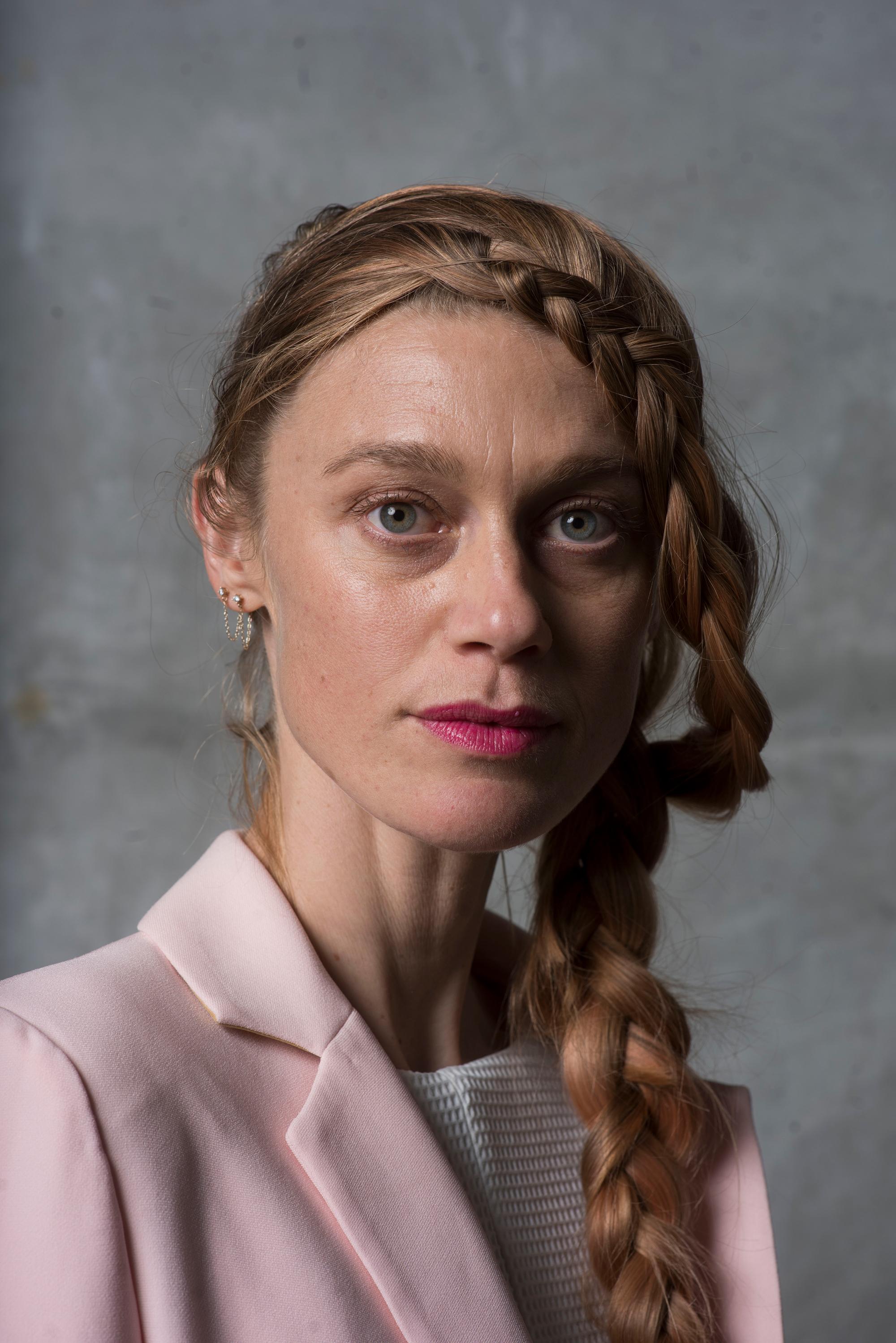 Lucy Mcrae portrait