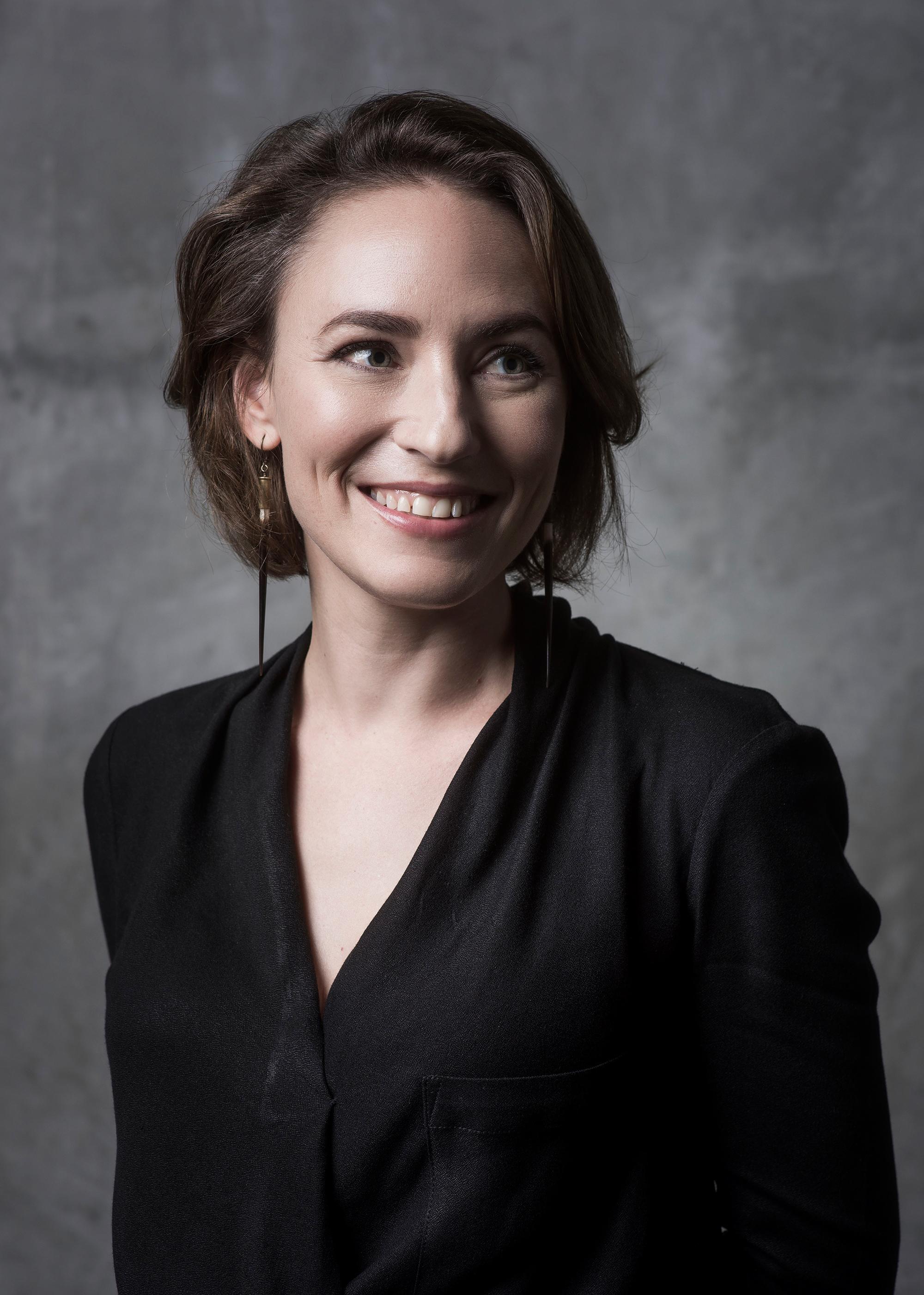 Marrikka Trotter faculty portrait