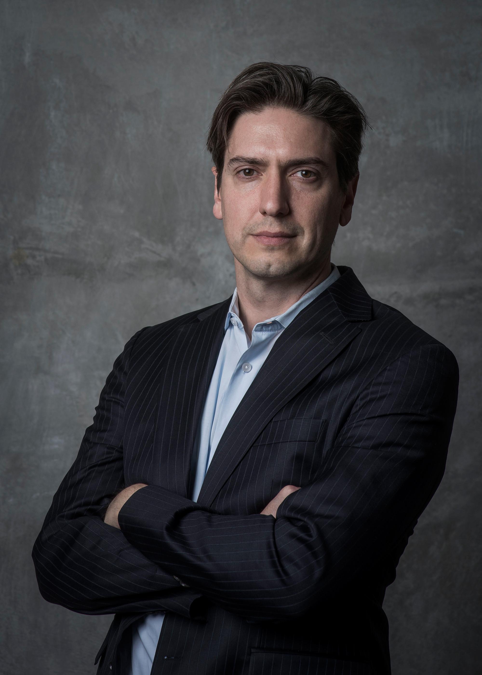 Matt Melnyk portrait