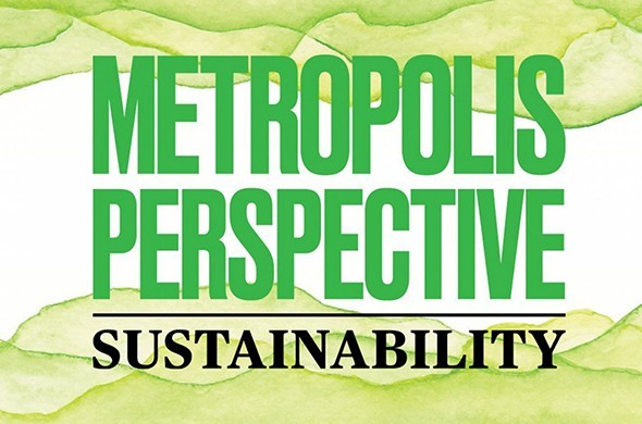 Metropolis Perspective Sustainability Poster