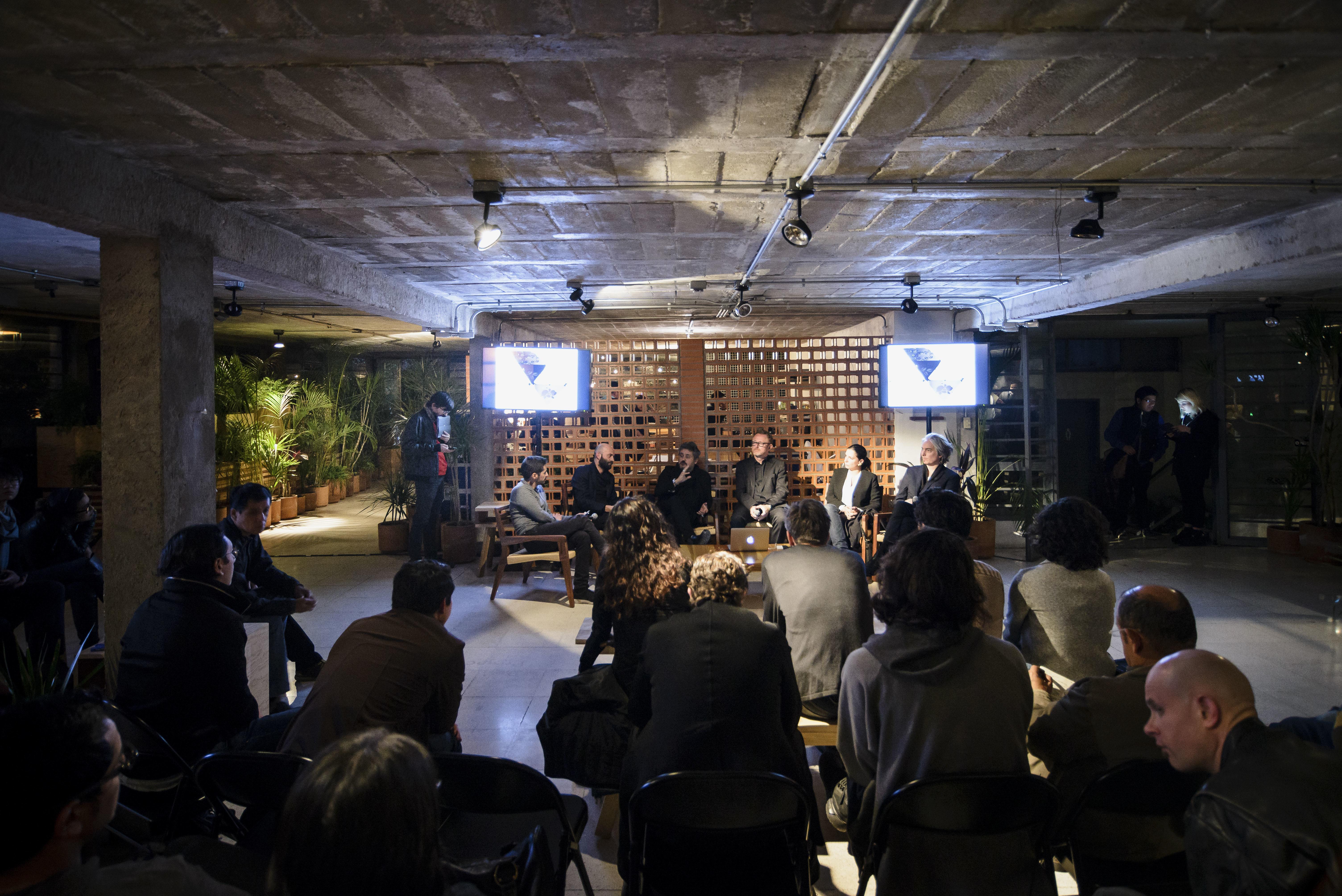Sciarc Mexico Mextropoli panel discussion