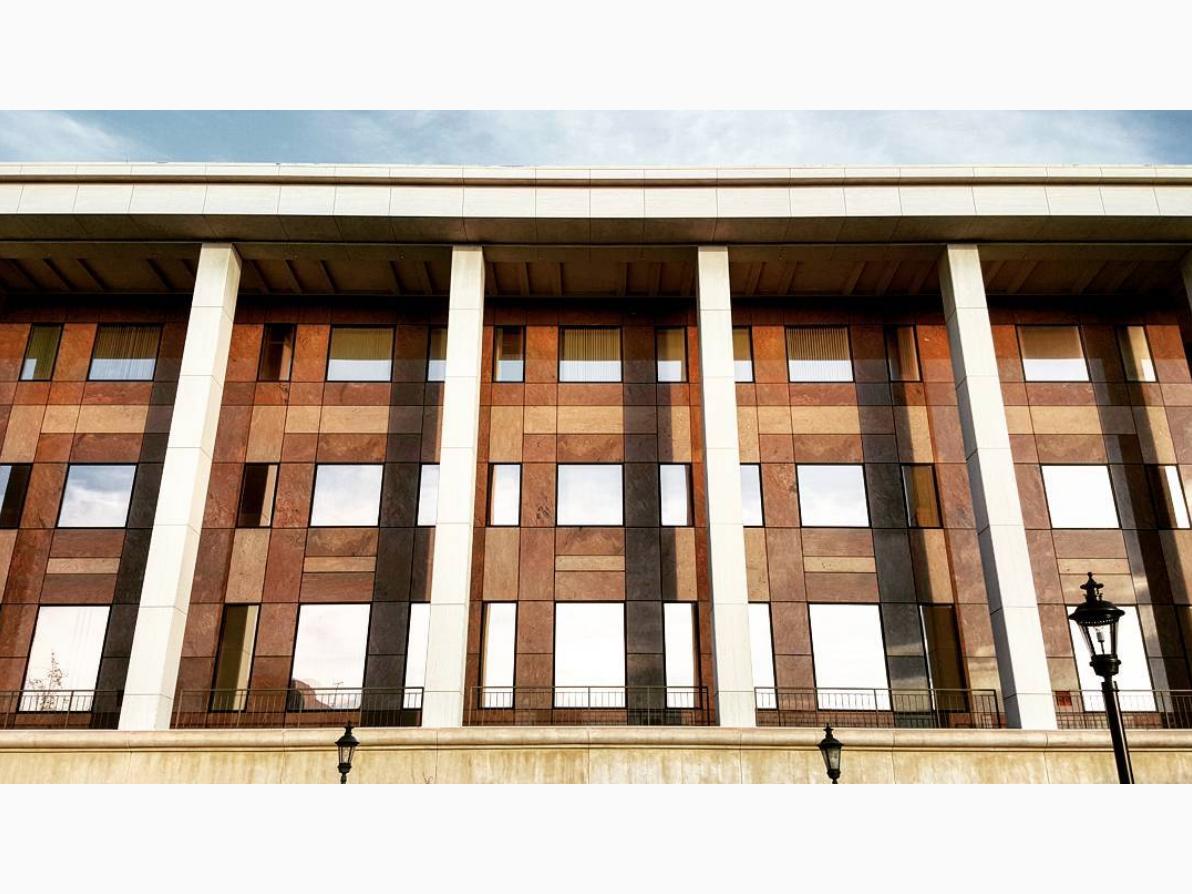 building facade stein eye institute