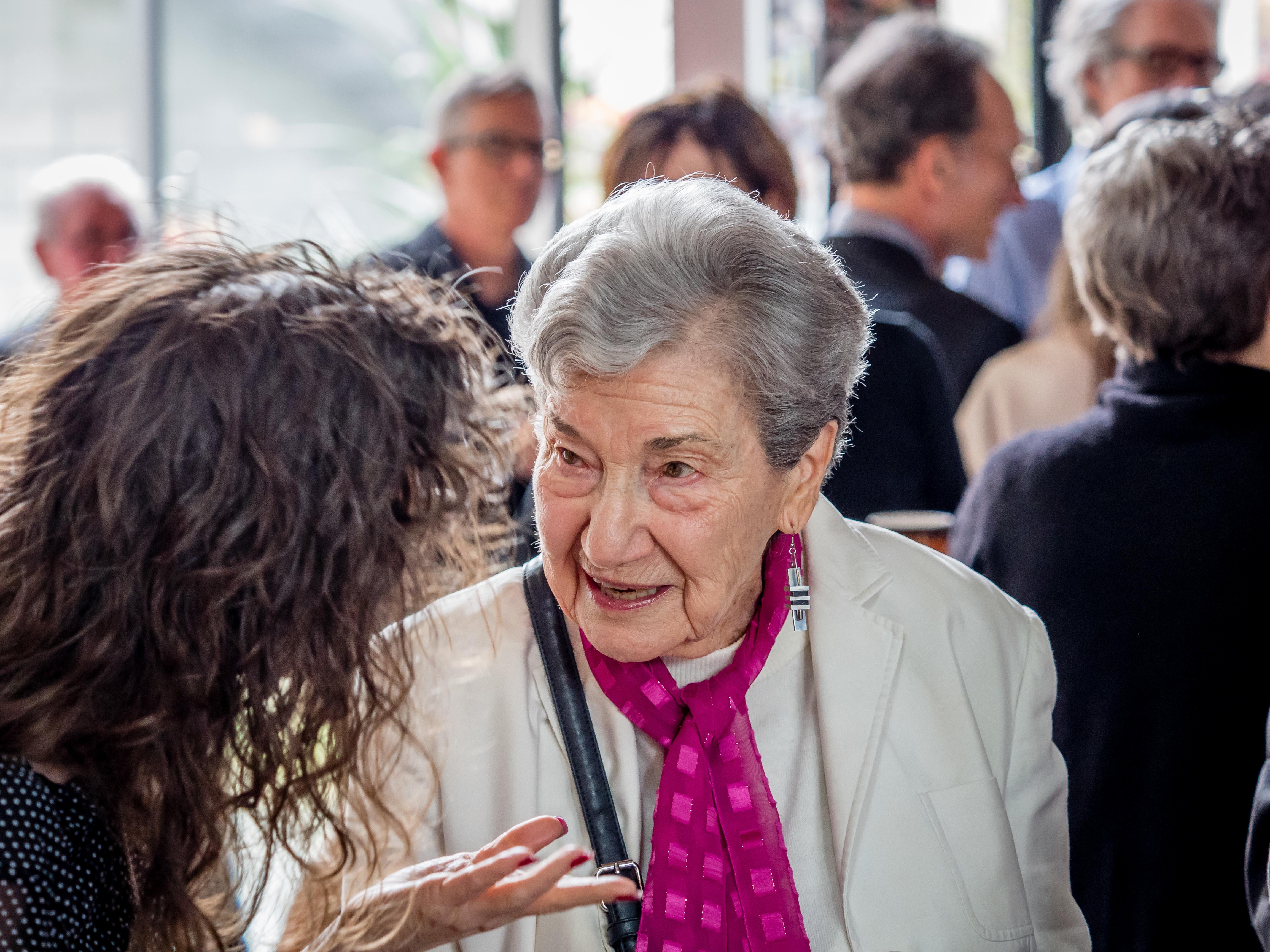 Shelley Kappe 90th birthday celebration