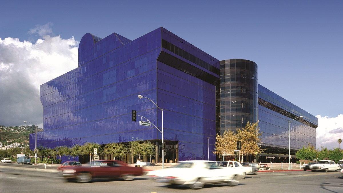 PDC building facade